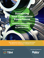 Sustaining Your Operations Powerhouse - Management System eBook